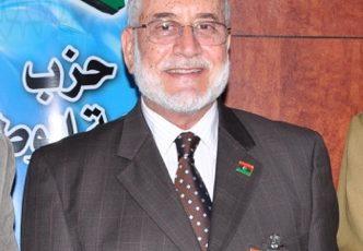 كلمة الأستاذ إبراهيم صهد – الأمين العام للجبهة الوطنية لإنقاذ ليبيا إلى الأمة الليبية قبيل أسبوعين من إنطلاق ثورة السابع عشر من فبراير